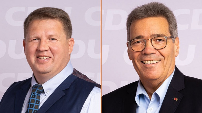 Frank Jüssen, Michael Schmalen
