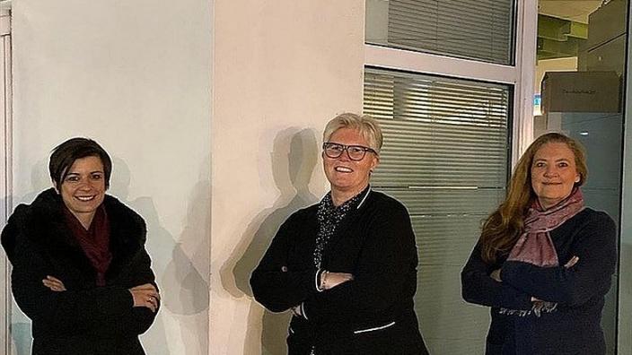 Vorstand Frauenuniipn